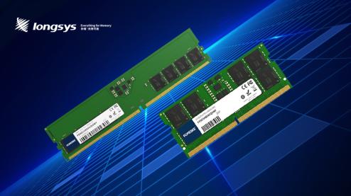 Longsys DDR5与Intel最新处理器同日亮相,双形态助力PC终端升级
